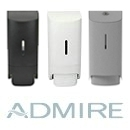 Admire Pure White: Distributeurs, Recharges